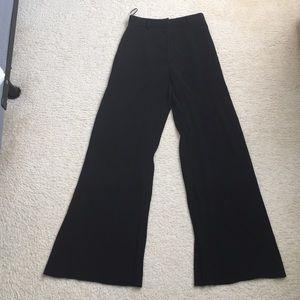⚡️SALE⚡️NWT McQ Alexander McQueen wide-leg pants